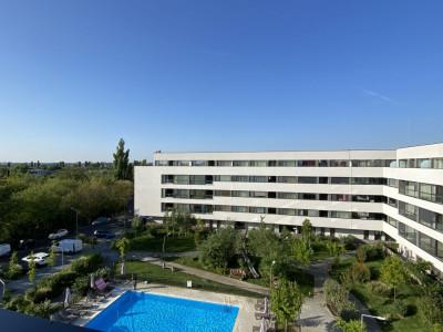 Atria Urban Resort 3 camere, terasa mare cu vedere panoramica