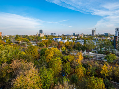 Apartament cu vedere panoramica Pajura - Bucurestii Noi