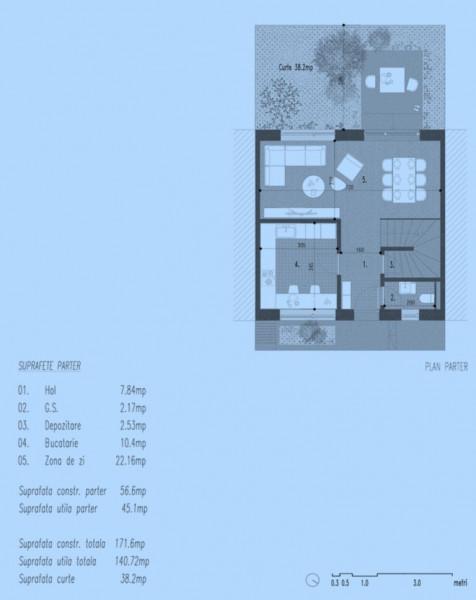 Pipera vanzare vila in complex rezidential