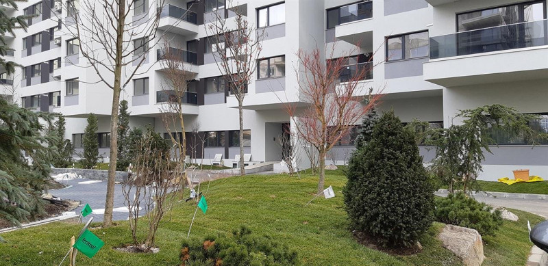 Pipera rond Omv  apartament 4 City