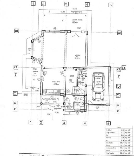 Pipera ansamblul rezidential vanzare vila individuala