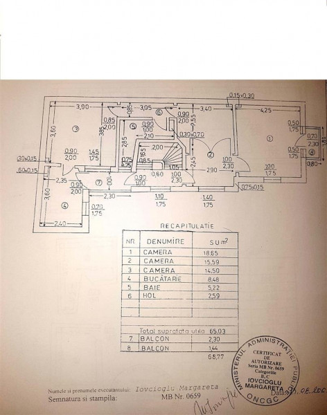 Vila - Ideal Firma - Parcul Regina Maria