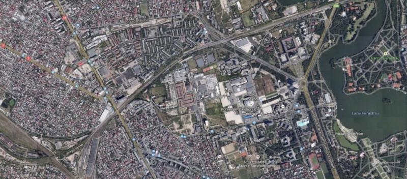 Vanzare Teren 1 MAI Podul Constanta