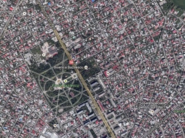 Vanzare teren Bucurestii Noi - parc si metrou si metrou