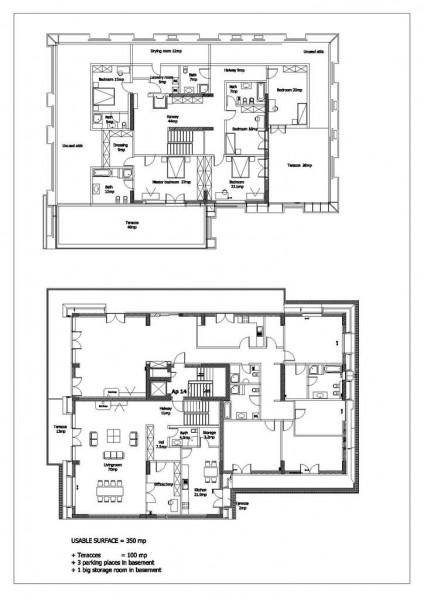 Duplex de inchiriat Aviatorilor Kiseleff