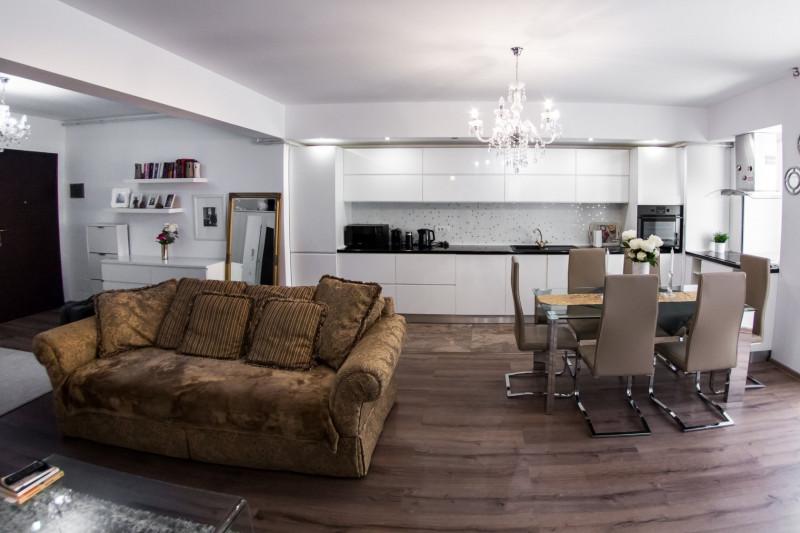 Inchiriere apartament de lux in zona Baneasa cu loc de parcare inclus