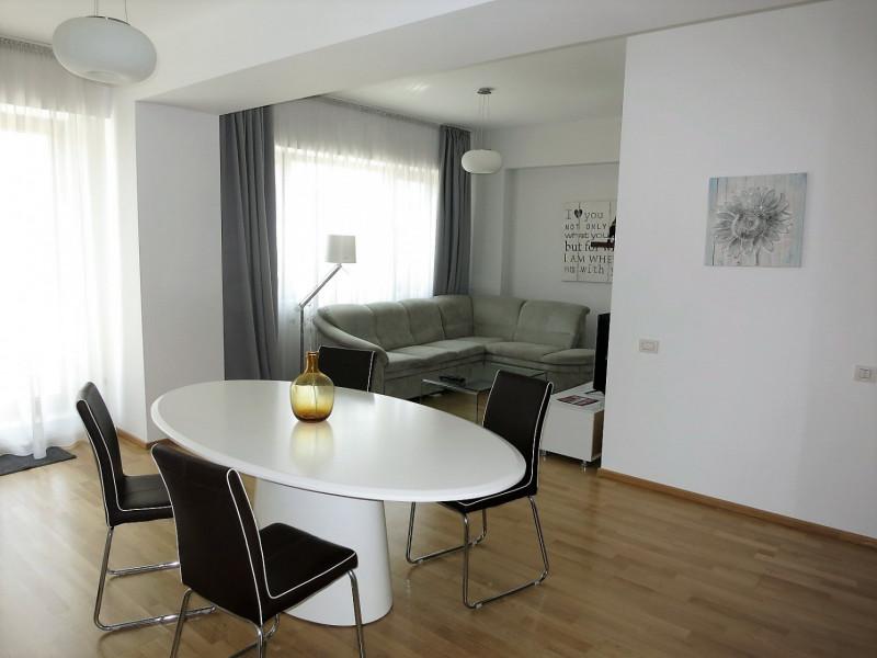 Herastrau inchiriere apartament mobilat cu 3 camere