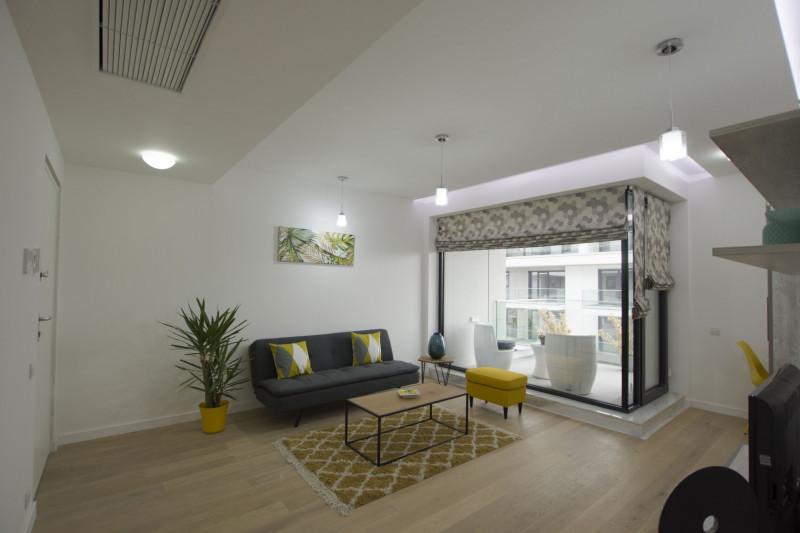 Herastrau apartament 2 camere in bloc nou