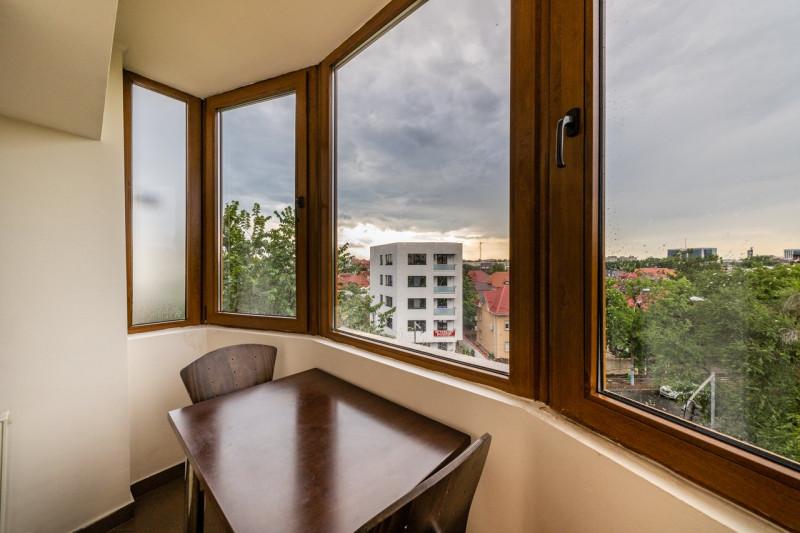 Apartament 2 camere Drumul Sarii, centrala proprie, mobilat si utilat