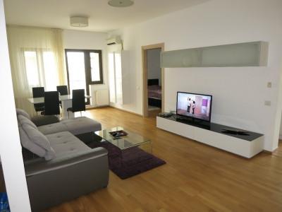 Herastrau inchiriere apartament 3 camere mobilat