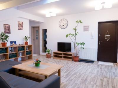 Apartament langa metrou mobilat complet