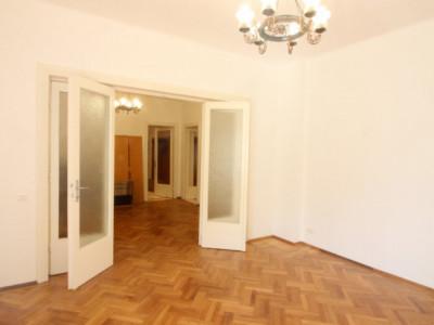 Aviatorilor/ Parcul Herastrau, apartament 3 camere, 82 mp, parter inalt
