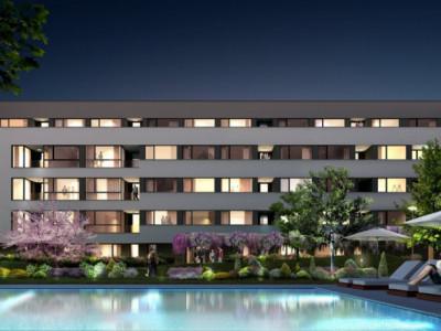 Apartament cu 2 camere tip 2A3 Balcon - Atria Urban Resort