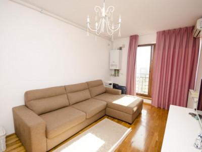 Apartament 2 camere Sisesti stradal, mobilat si utilat
