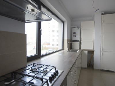 Baneasa Greenfield inchiriere apartament 2 camere nemobilat