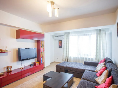 Primaria Sector 1 - 2 camere complet mobilat si utilat