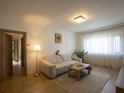 Baneasa vanzare apartament in complex rezidential langa Padure