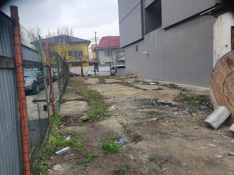 Teren 214mp Sos Fundeni stradal vad Comercial dubla deschidere