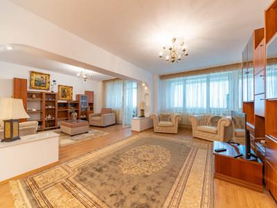 Apartament 4 camere transformat in 2, 120mp, ultracentral cu finisaje de top