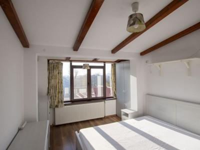 Bucurestii Noi apartament luminos, cochet la mansarda