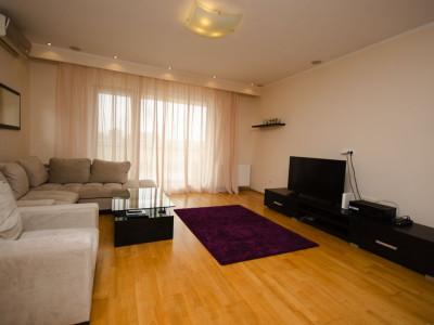 Herastrau inchiriere apartament 2 camere cu terasa