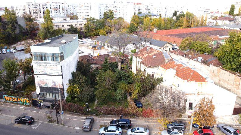 Parcul Operei - Teren de vanzare 658 mp - Calea Plevnei 74