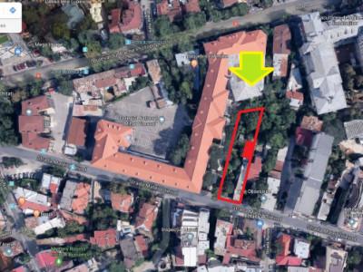 Teren ideal investitie, zona M2, 859 mp, 16m deschidere, oportunitate