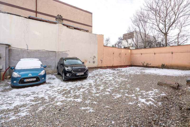 Imobil P+2E+M Dambovicioarei, zona Barbu Vacarescu