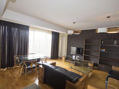 Arcul de Triumf apartament mobilat cu 2 camere