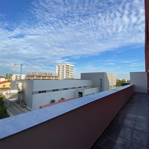 Pipera OMV, unicul apartament cu 19mp de terasa !