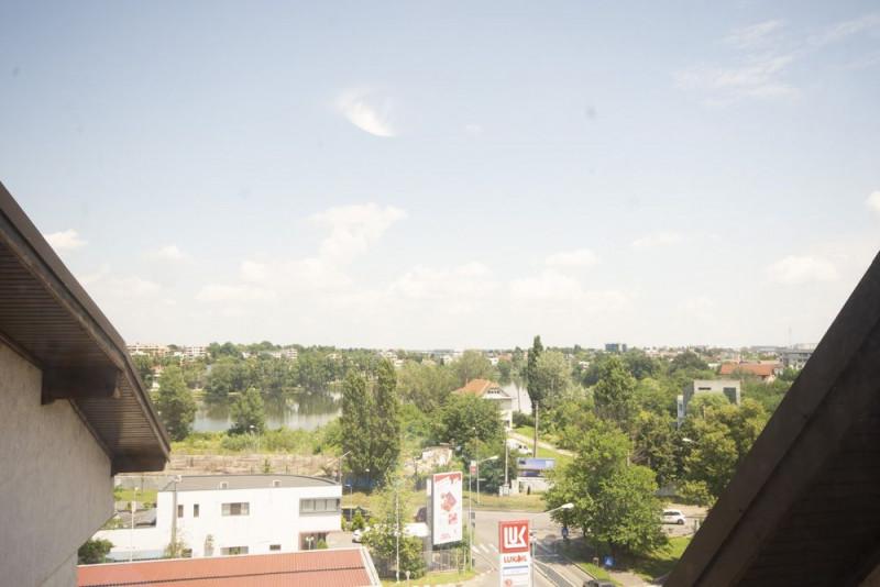 Baneasa Straulesti  2 camere zona Petrom City - vedere lac