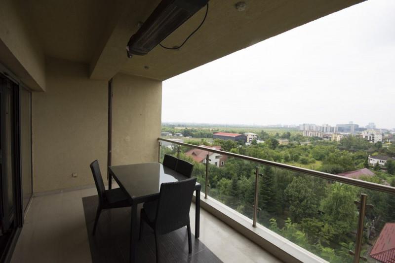 Pipera OMV inchiriere apartament cu vedere la lac